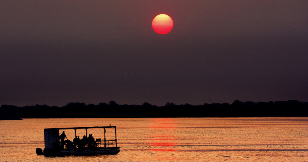 33. Imvelo Safari Lodges - Gorges Lodge - Sunset cruise on the Zambezi.jpg
