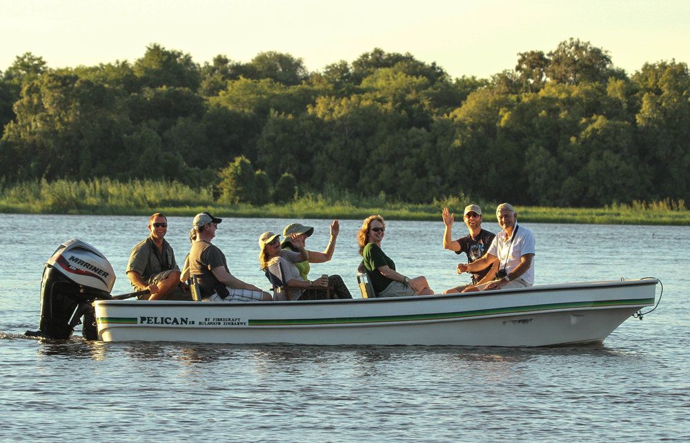 37. Imvelo Safari Lodges - Zambezi Sands sunset cruise.jpg