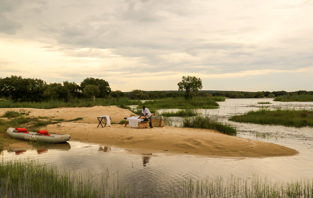 78 - Imvelo Safari Lodges - Zambesi Sands - Pop up Spa on the Zambesi River.jpg