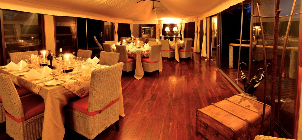 23. Imvelo Safari Lodges - Zambezi Sands - DIning Area.jpg