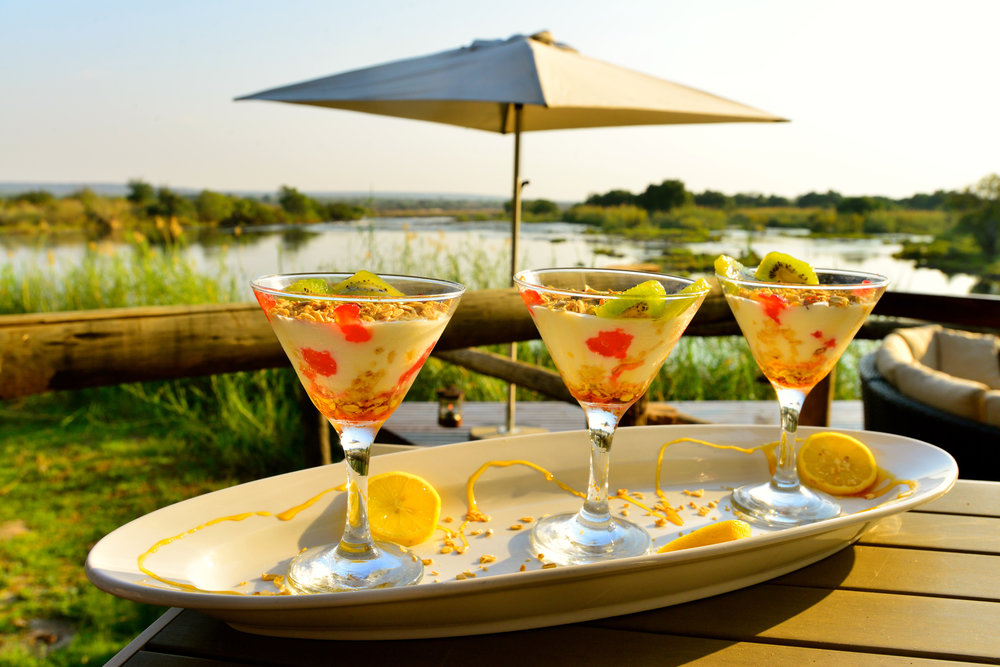 24. Imvelo Safari Lodges - Zambezi Sands River Camp - Breakfast on The Deck.jpg