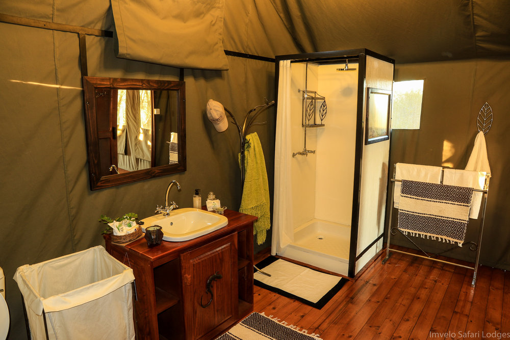 21 - Imvelo Safari Lodges - Bomani Tented Lodge - Saddlebill Tent En Suite Bathroom.jpg