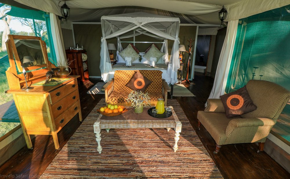21g - Imvelo Safari Lodges - Bomani - New family tent interior king bedroom.jpg