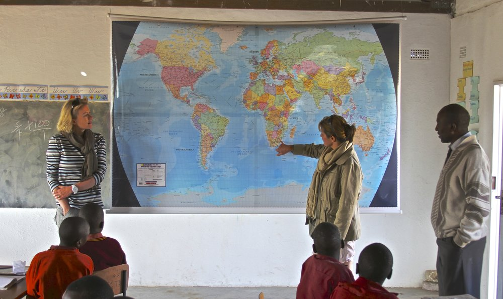63. Imvelo Safari Lodges - Bomani Tented Lodge - School visit classroom interaction.jpg