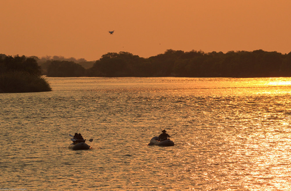 33 - Imvelo Safari Lodges - Zam Sands - Sunset on the Zambezi.jpg
