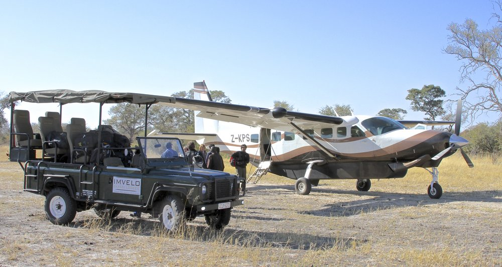 4. Imvelo Safari Lodges - Bomani Tented Lodge - Air transfer from Bomani by Caravan.jpg