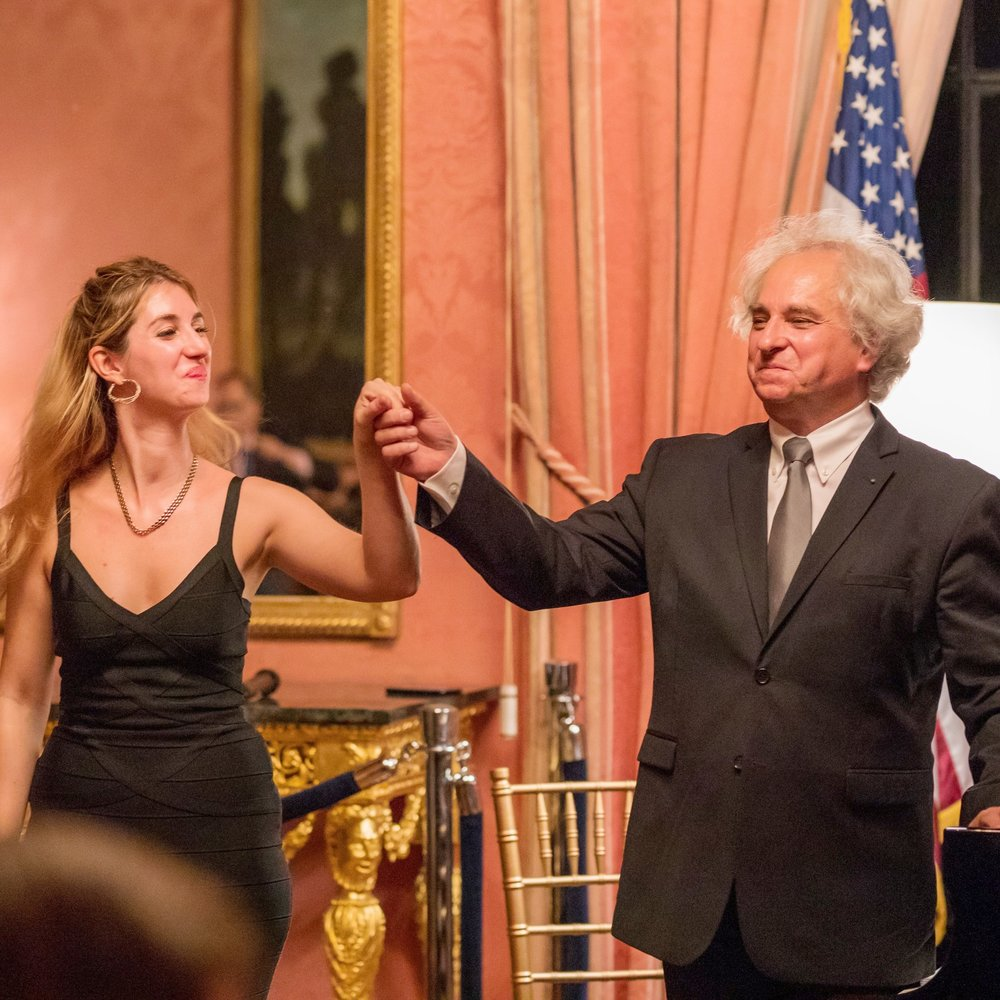 2018 - Yves Henry & Celia Oneto Bensaid