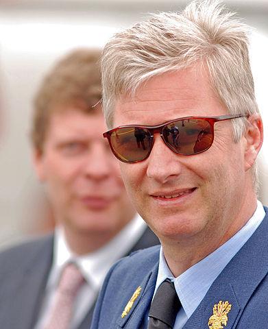 Kralj Filip - Belgija je kraljevina i trenutno ima 2 kralja i 2 kraljice.