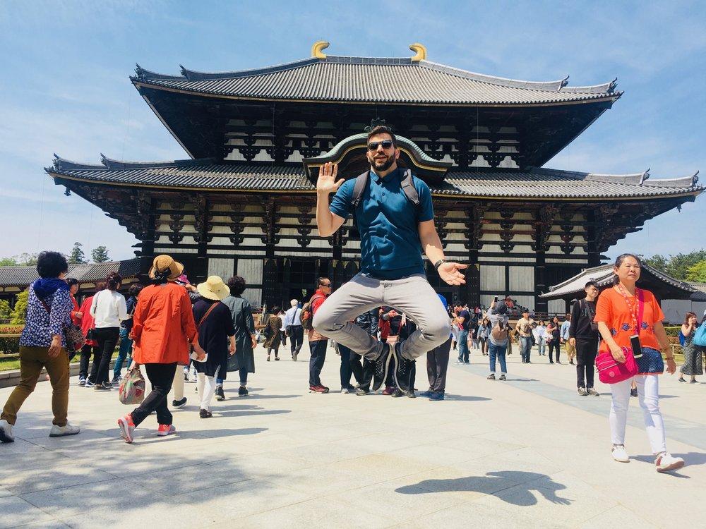 Feđa Hudina - Skitanje Japanom