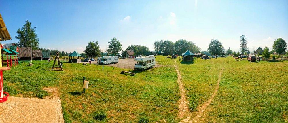 Auto kamp Kod Boće, Durmitor