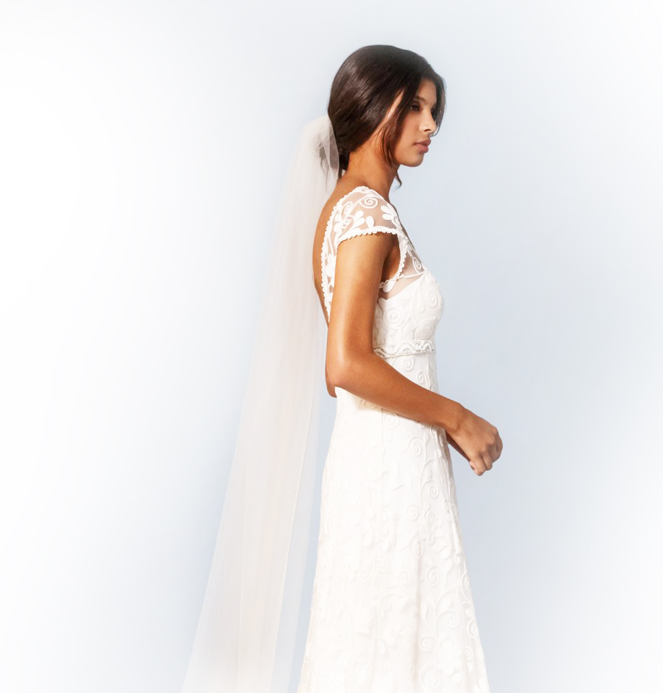 Your expert fitting - We will book in as many fittings as necessary to ensure a perfect fit in the 10-8 weeks before your wedding date.Our adjustments are done in house and are not included in the price of the dress.