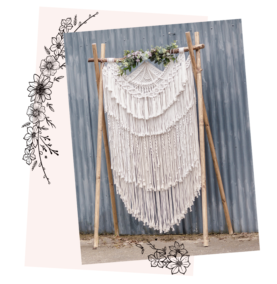BOHO STYLING - Beautiful wedding decor, hair accessories and more in our online boutique....