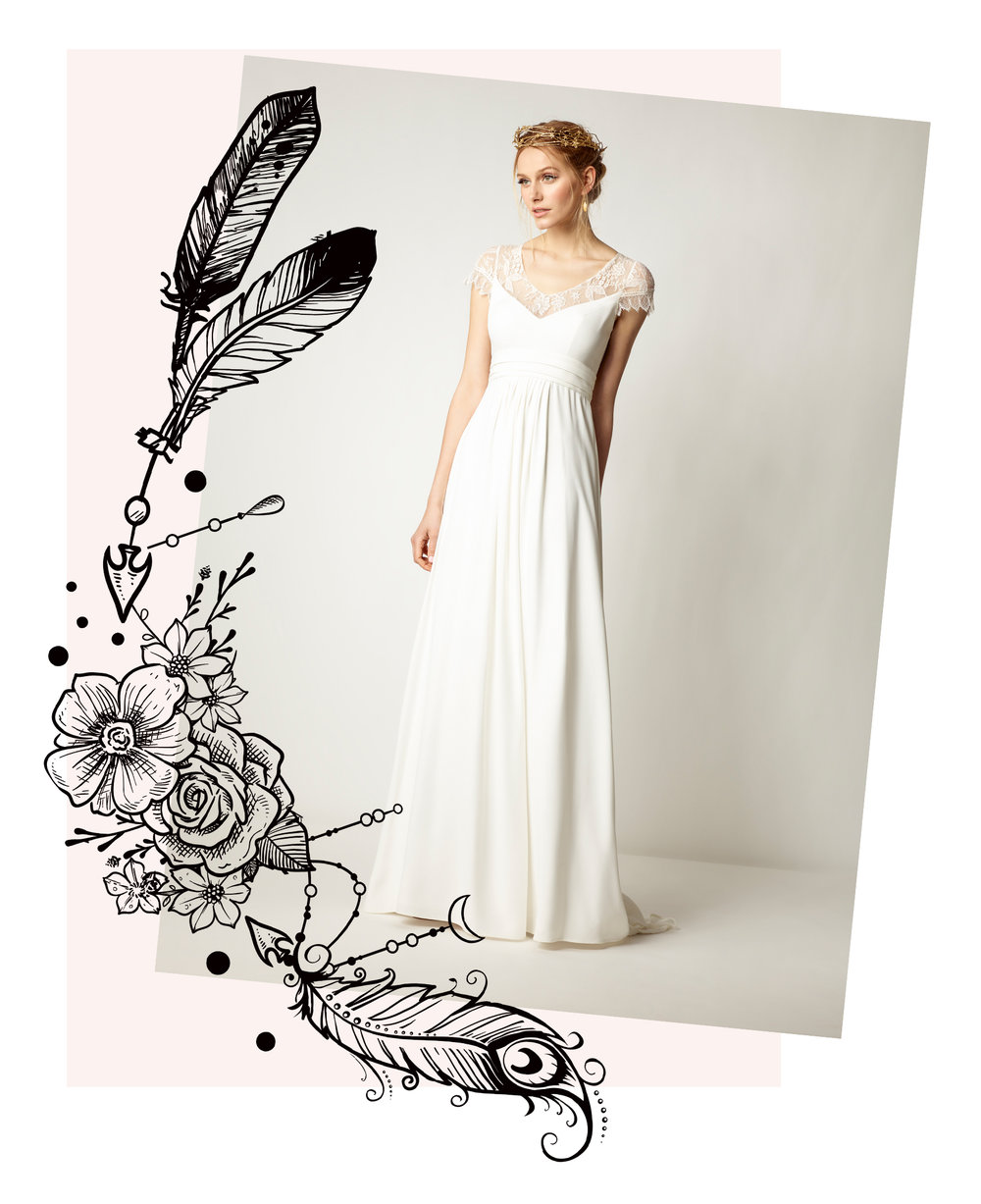 SAMPLE SALE - Get your gown at up to 70% off. Sale includes Rembo Styling gowns and more.