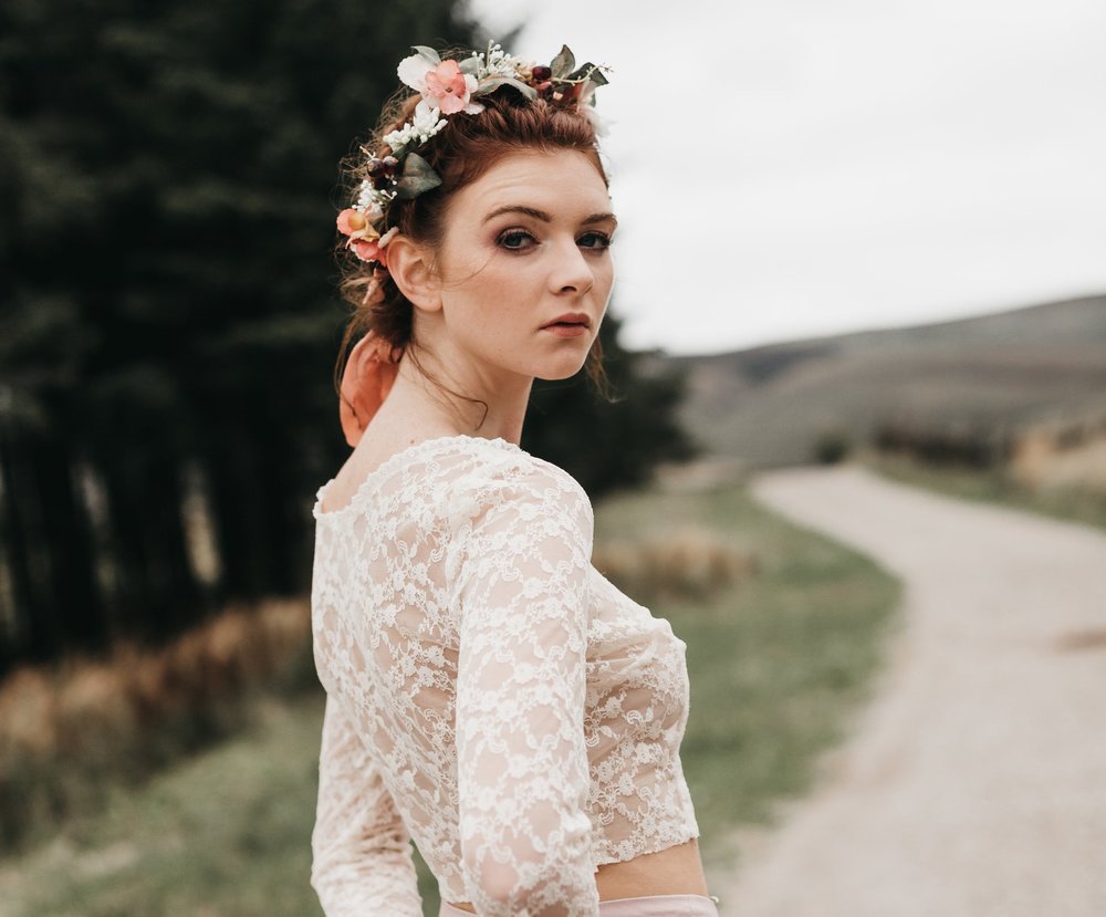 Gypsy Rose Vintage - She is like a wildflower, beautiful, fierce and free....