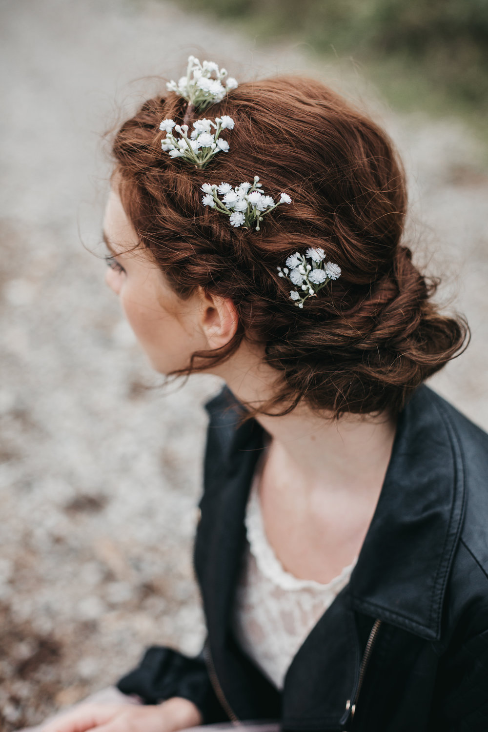 Tame those locks - Or don't and just add a gorgeous embellishment