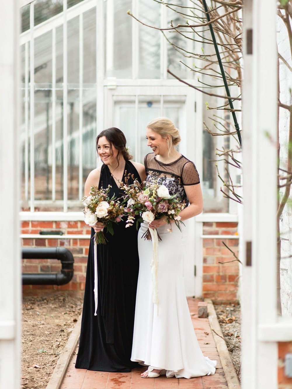 Black is back - Perfect addition for the romantic boho wedding a black maxi dress.This one is eco friendly!