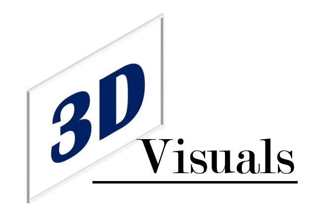 3D Visuals - Your World in 3D