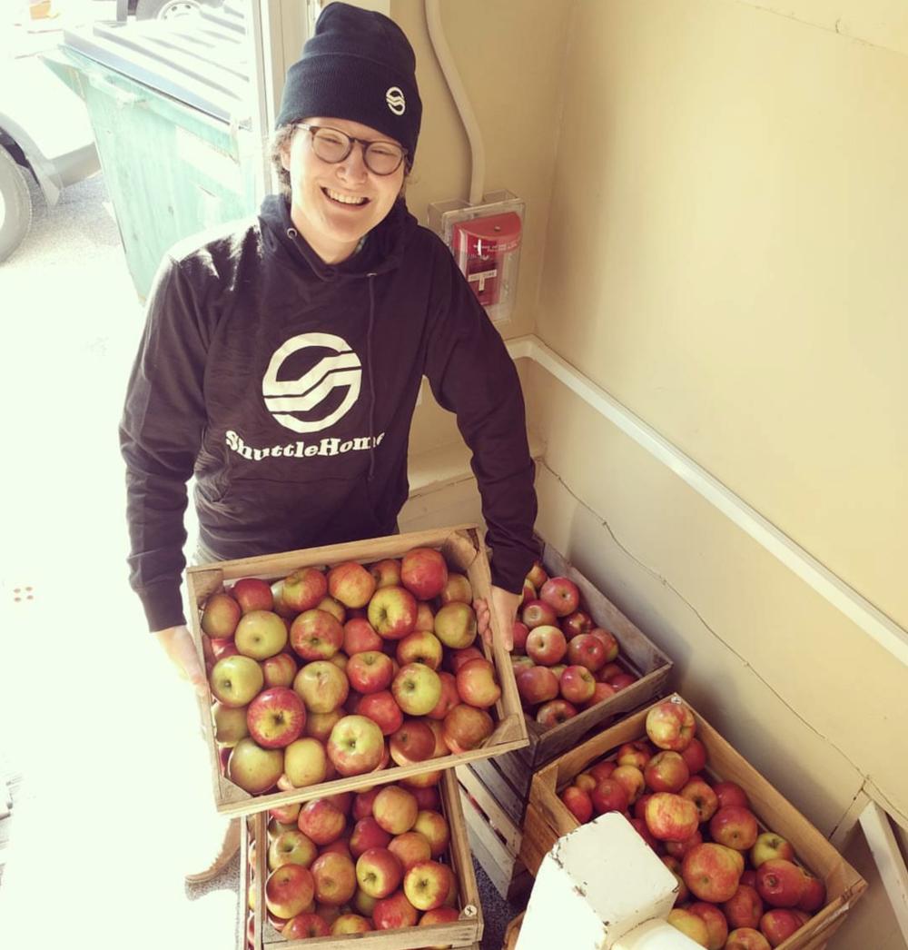 ShuttleHome Local Apples