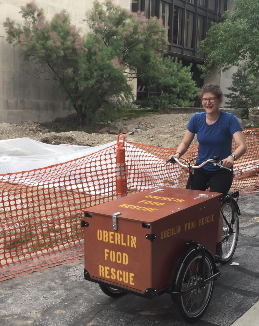Food Rescue Bike