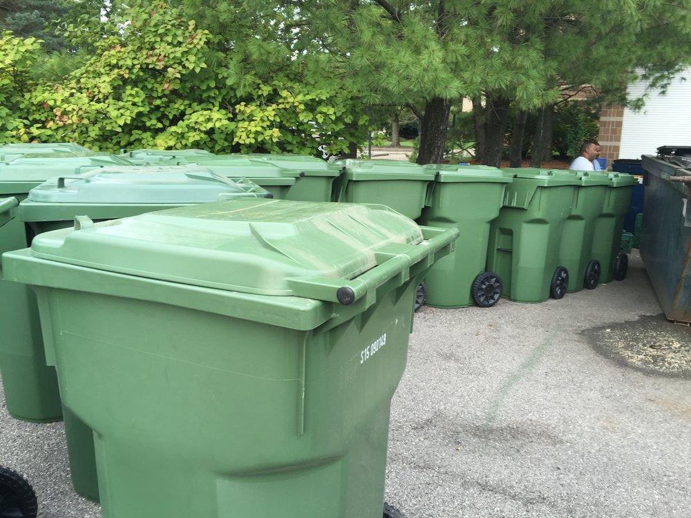 College Campus Compost System