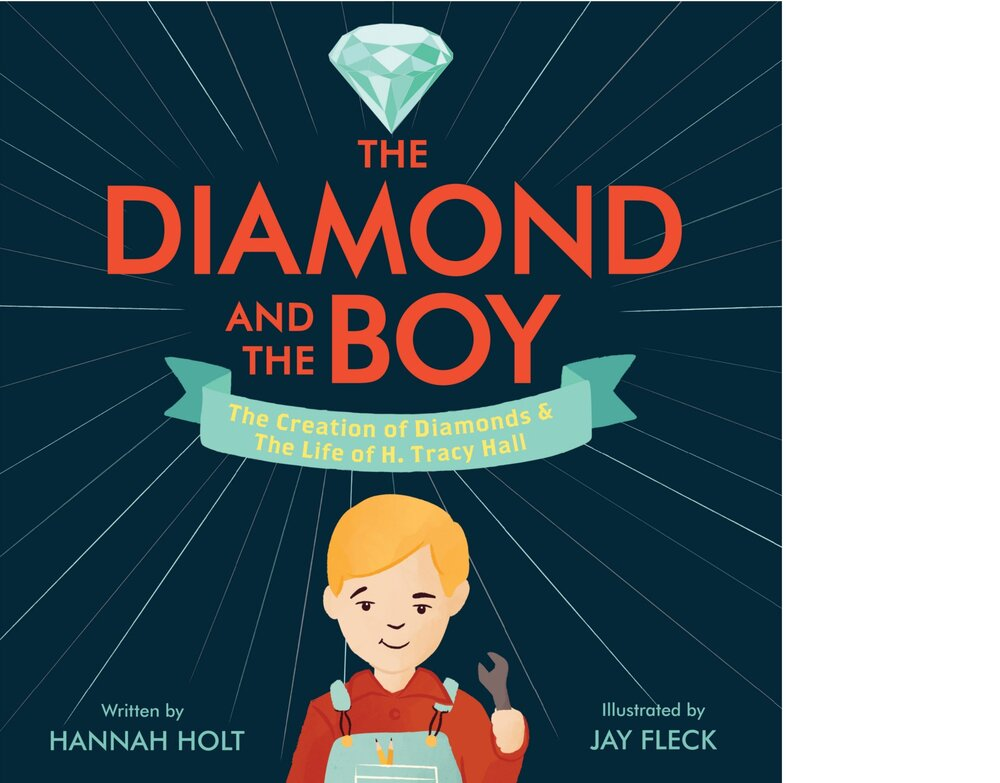 The Diamond and the Boy Hannah Holt