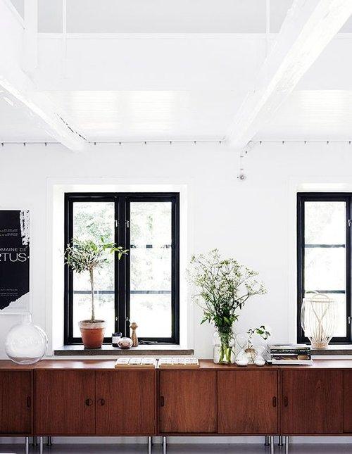 Top Paint it Black: Interior Windows — Wild&Oak GI89