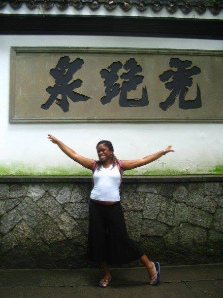 lillian okoye, china, 2005