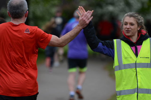 Exercise is medicine - Prescribing exercise like parkrun is the perfect way to empower people to take responsibility for their health.