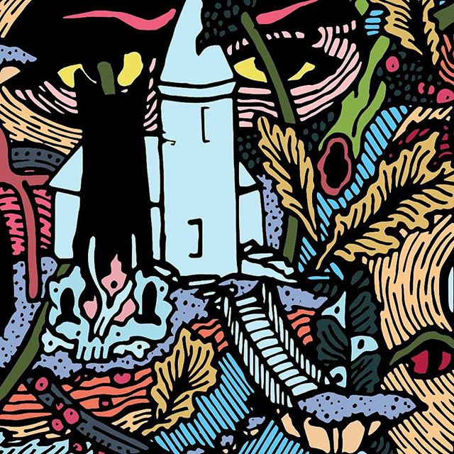 5/9... 9/1 👀🙏🏼⛰ . . . . #newmusic #nashville #music #postrock #groove #electronicmusic #release #indie #guitars #synthwave #trio #psychedelicrock #chillwave #alternative #tuttut #itlookslikerain #psychedelic #coverart #art #illustration ✏️ @smilelikethewindboy