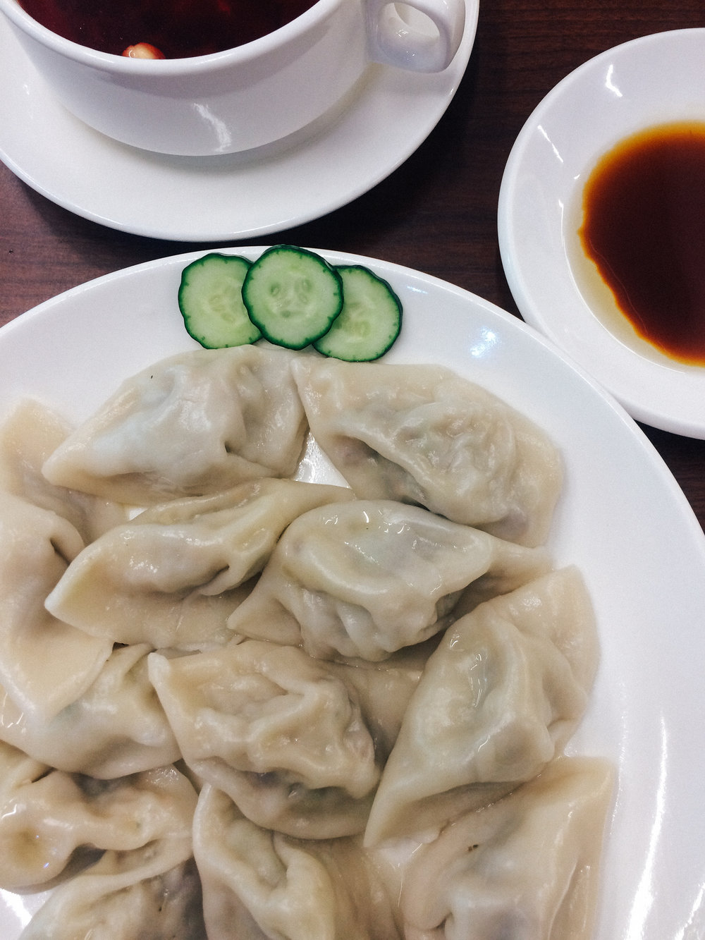Dumplings from Tai Lai