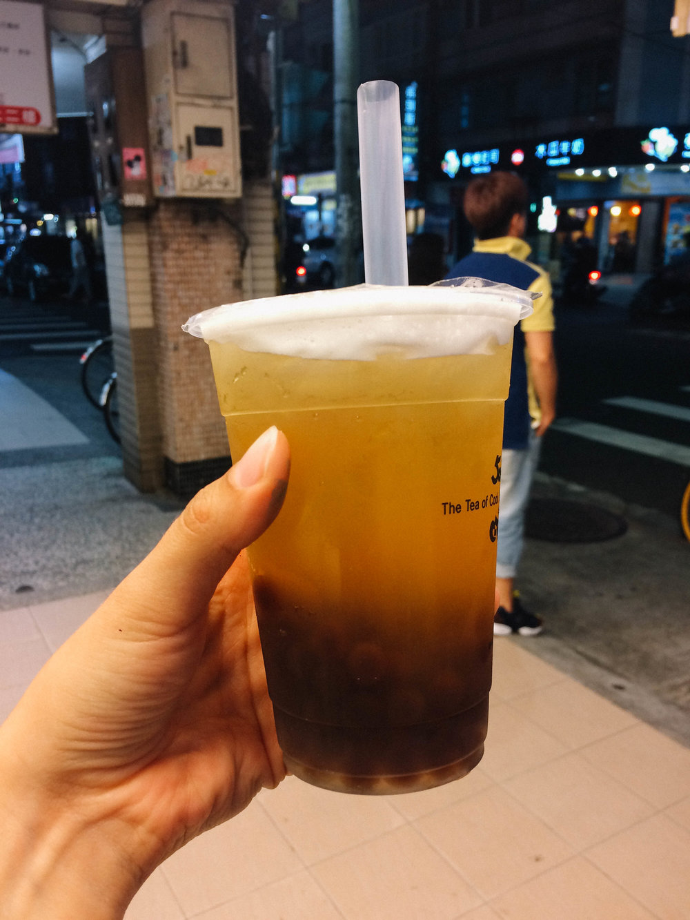 Bubble tea is a must when visiting its birth country - and there is a whole science to it!