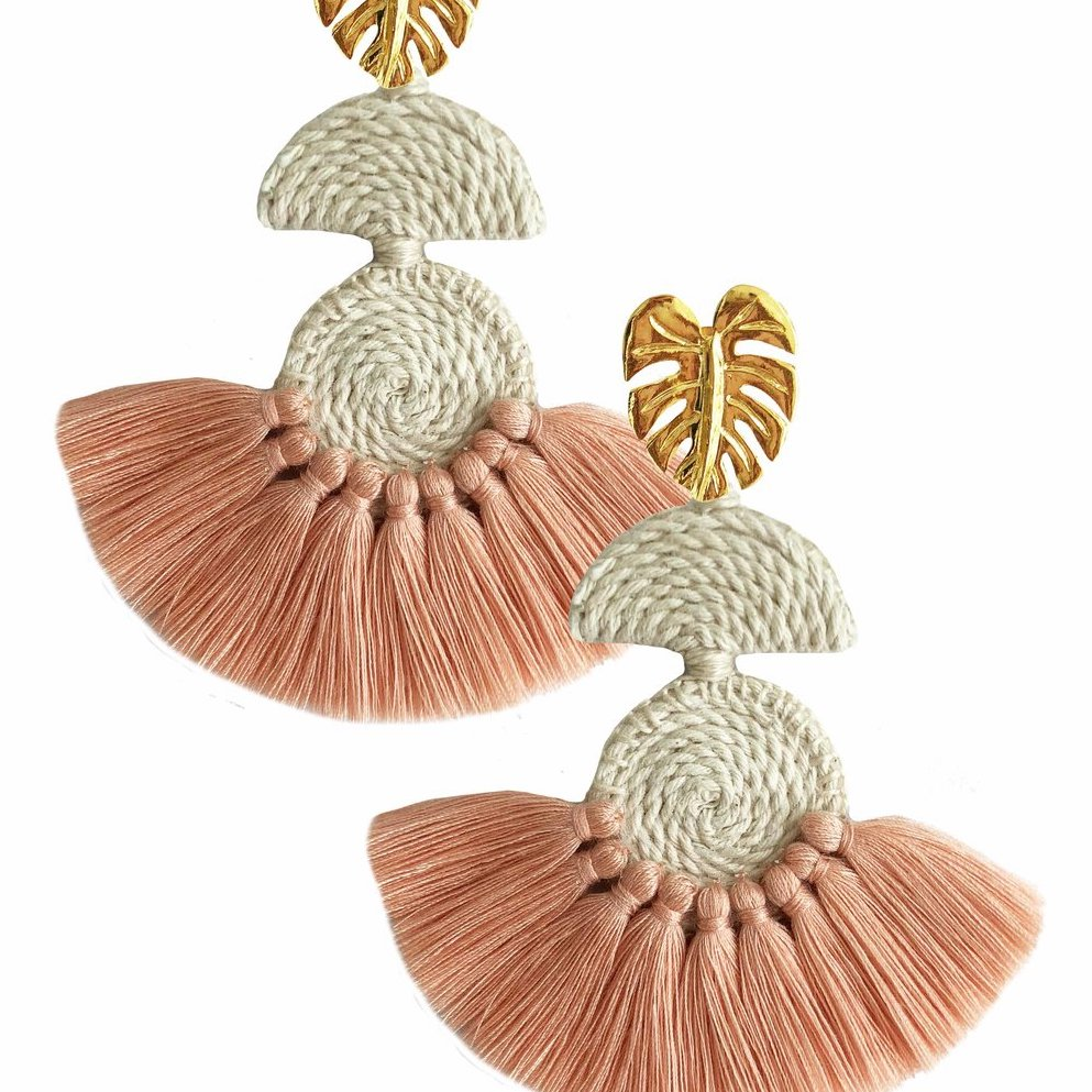 Salsa Dancer Earrings