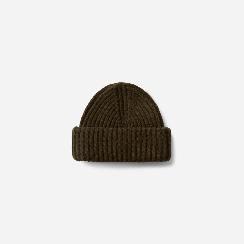 Men's Soft Wool Beanie