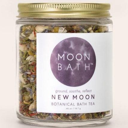New Moon Bath Tea