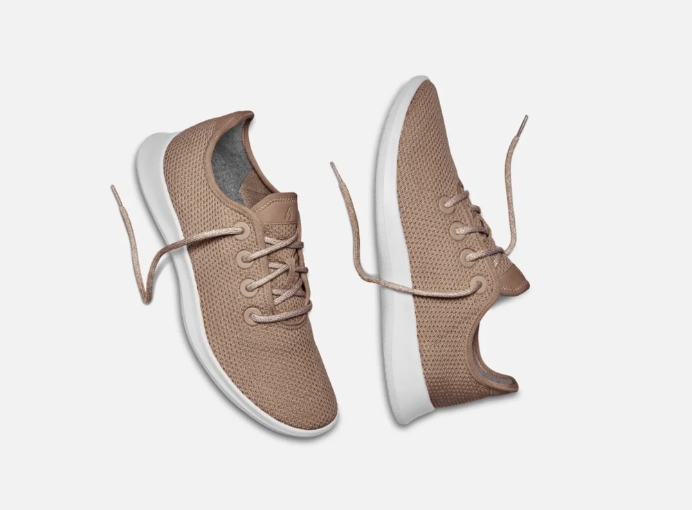 1. Running Shoes - At the very top of my list is a fresh pair of running shoes. I've been surviving on one pair of tennies I got at Target two years ago and it's time for an ethical upgrade.