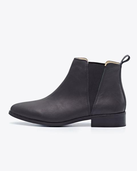 3. Chelsea Boots - Last year, I needed a pair of boots and decided to try the Everlane Boss Boot. Through that purchase, I learned the difference between my likes and loves. This year, I'm sticking to my roots and getting a black Chelsea boot for the fall/winter.