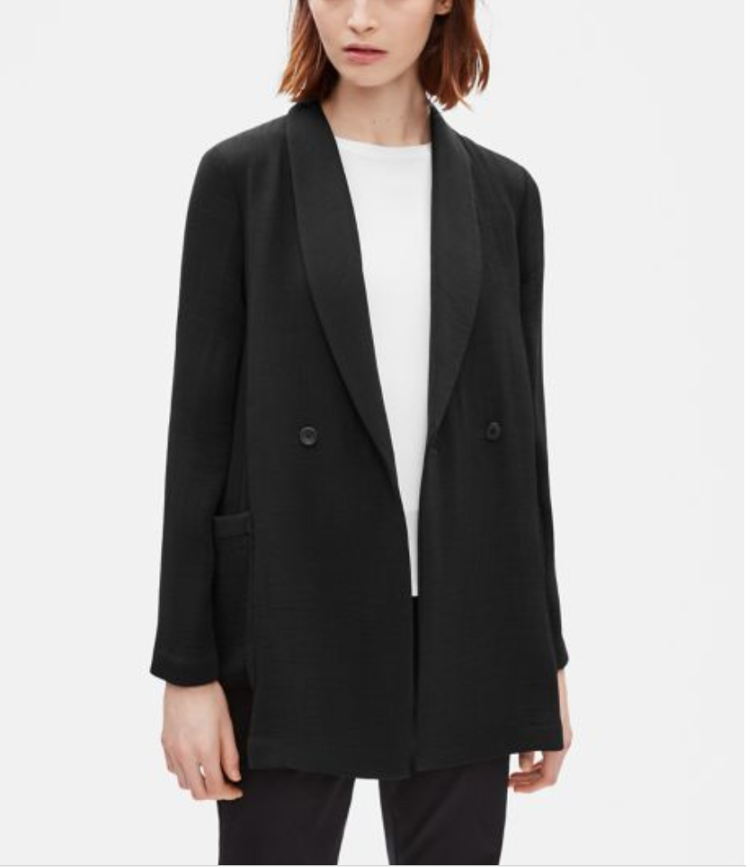 7. Oversized Blazer - I am certifiably obsessed with THIS blazer specifically, but the price is a lil steep. Unless Eileen Fisher decides to sponsor me, I will probably be going with this blazer instead. But, I won't be pulling the trigger on the latter until I'm absolutely positive I can't score this beaut.