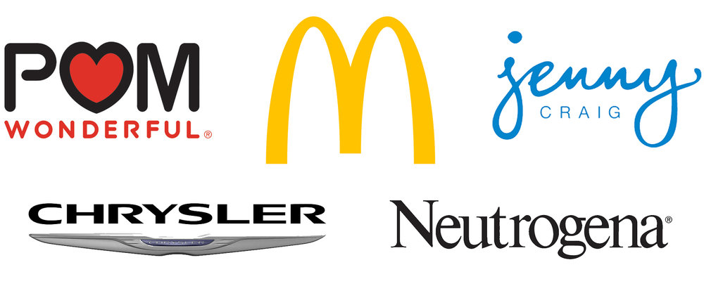 Consumer Brands - Digital Ads | Social Media | Network AnalyticsI've partnered with these consumer brands.