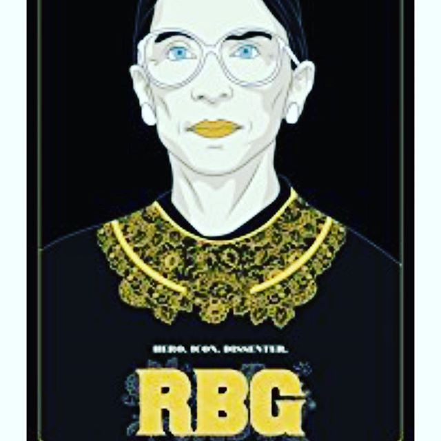 Why RBG on a hump day? #wcw obv. But also with all the back lash from Roseanne I thought to share a reminder. Ruth Bader Ginsburg and Anthony Scalia were opera buds. While they opposed each other on the Supreme Court bench they could agree on Divas in velvet belting about dead people. So.. #bringiton  What can we agree on, folks? #commonground