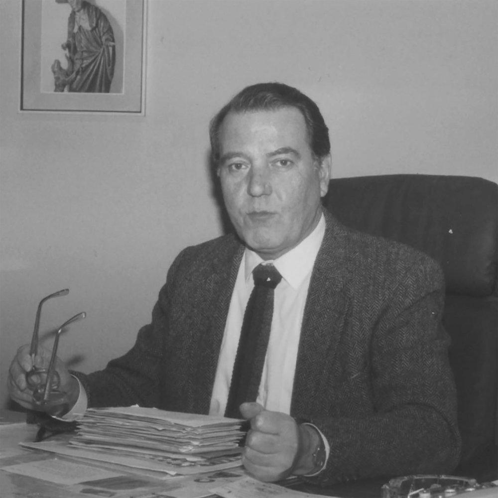 Hans Nagel 1960's