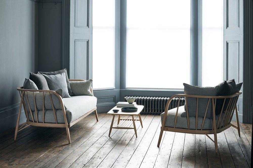 Designer Lounge Furniture by Ercol
