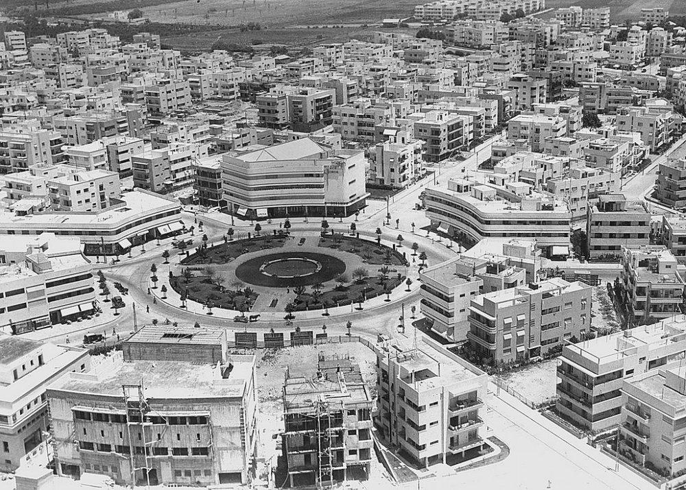Tel Aviv Bauhaus Buildings.jpg