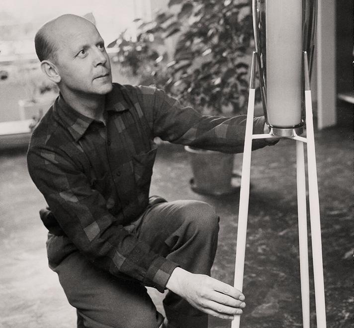 Danish Designer Svend Aage Holm-Sørensen