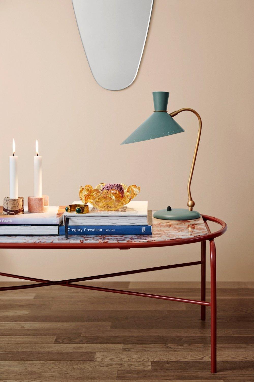Svend Aage Holm-Sørensen 'Bloom' Table Lamp Image Credit: Warm Nordic