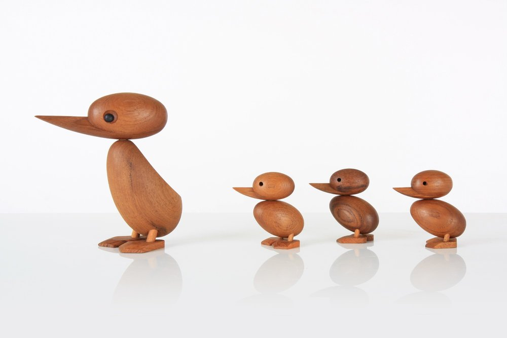Hans Bølling 'Duck and Ducklings' for Architectmade Image Credit: Good Form