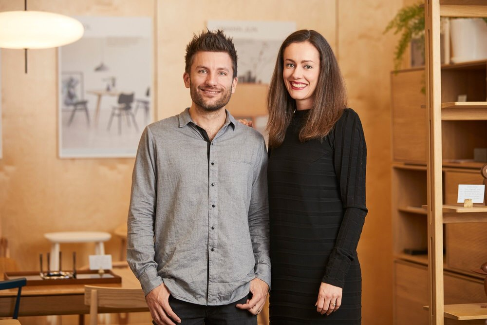 Dan and Emma Eagle