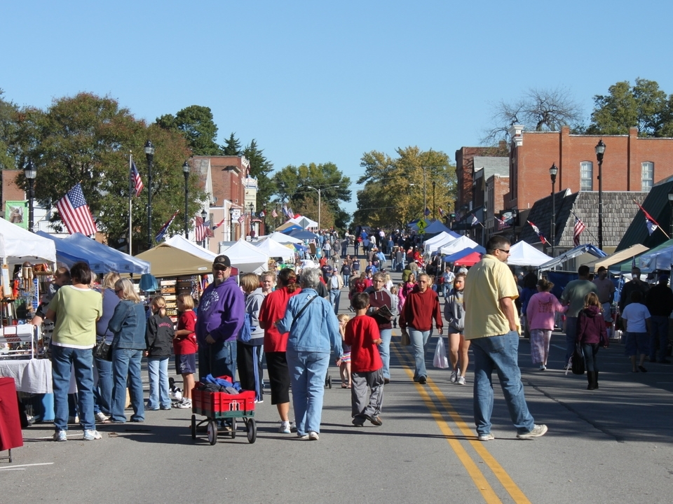 Events &Activities - Eudora is home to a warm community, hosting fun and family-friendly activities throughout the year!Learn More →