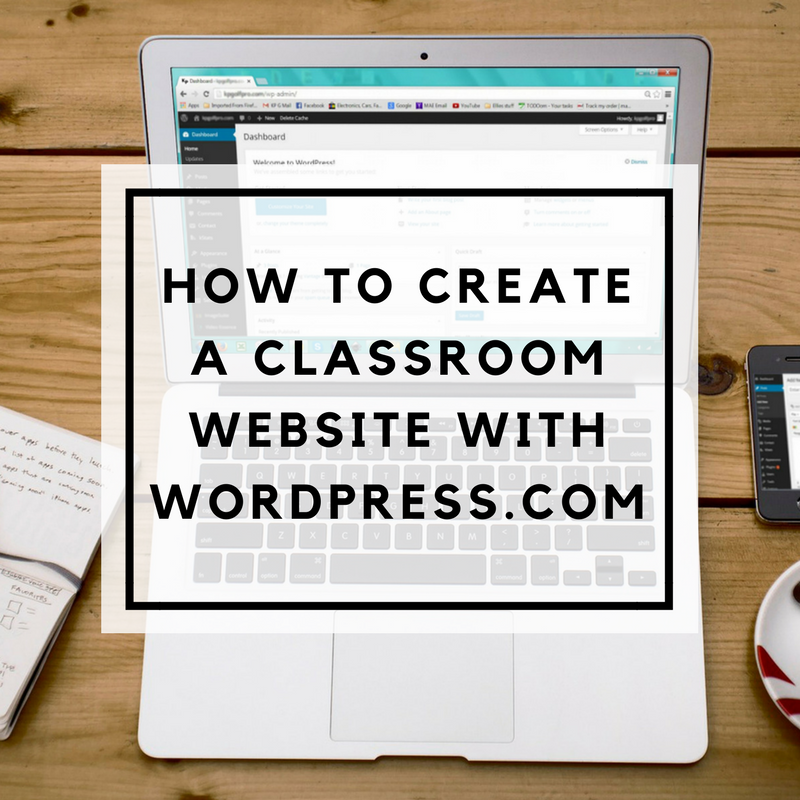 How to create a classroom website wordpress graphic.png