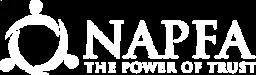 NAPFA Logo White.png