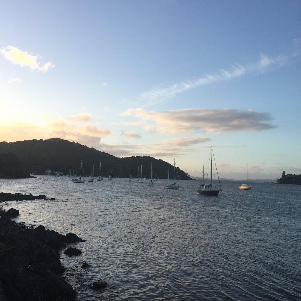 Mangonui harbour
